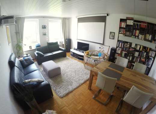 Für ein Jahr: Gemütliche möblierte 4 Zi-Wohnung im Nordend
