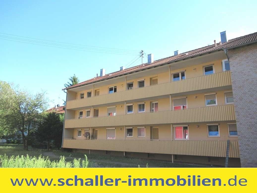 3-Zimmer Wohnung mit Balkon Schwaig / Wohnung mieten