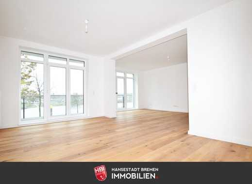 Ostertor / Großzügige Wohnung mit Weserblick in Bestlage