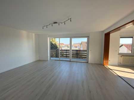 Helle 4-Zimmer-Wohnung mit großen Balkon in Haibach in Haibach (Aschaffenburg)