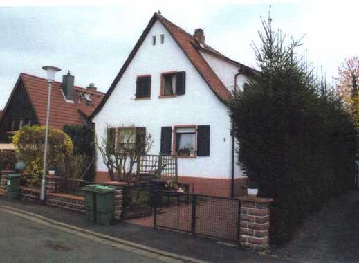 Attraktive, gepflegte 2-Zimmer-Erdgeschosswohnung zur Miete in Michelstadt