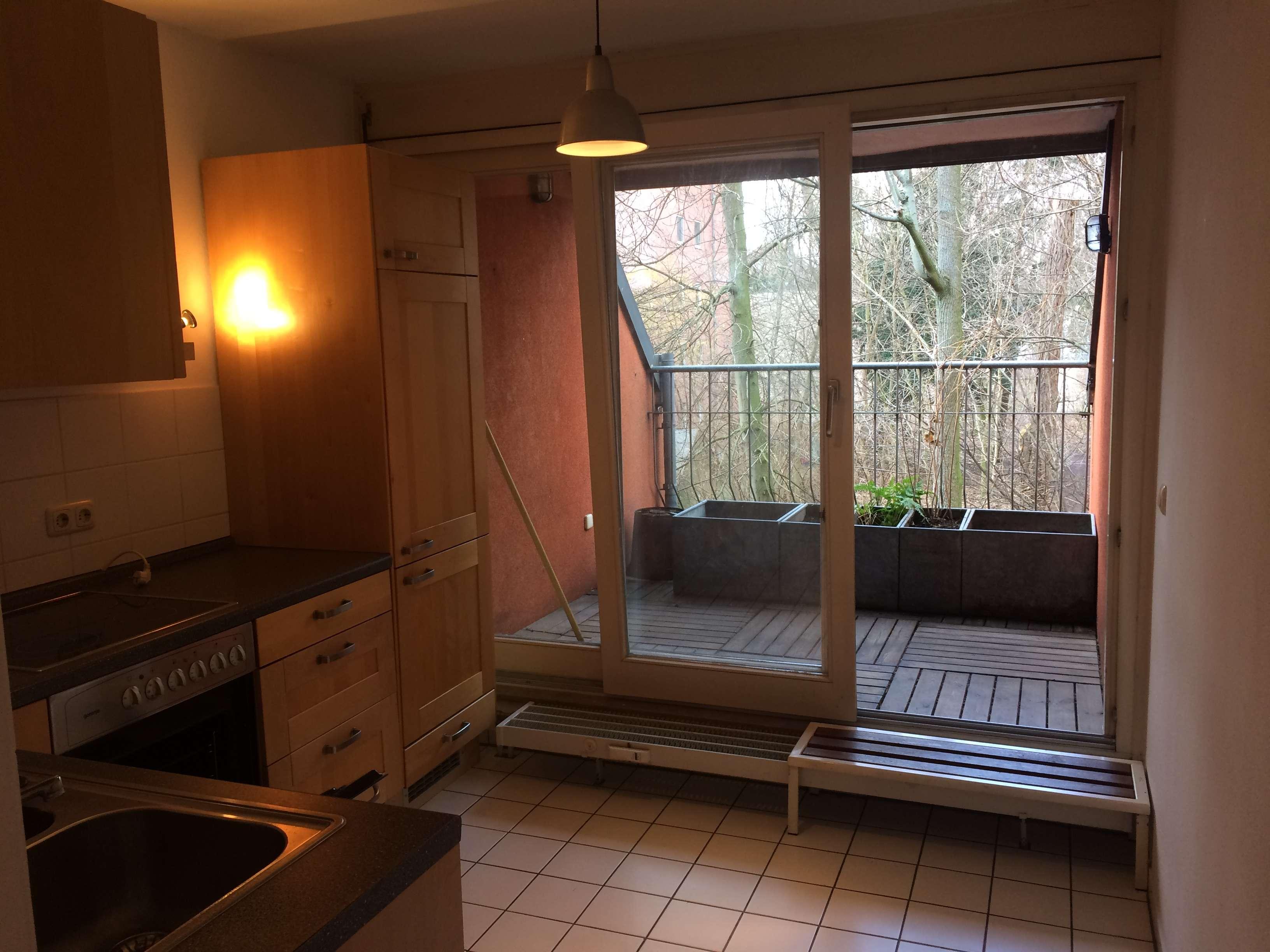 Schicke Wohnung mit Balkon und EBK in Bester Nordstadt Lage in Pirckheimerstraße (Nürnberg)