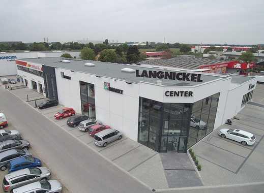 Moderne Büroräumlichkeiten im neu eröffneten Langnickel Center