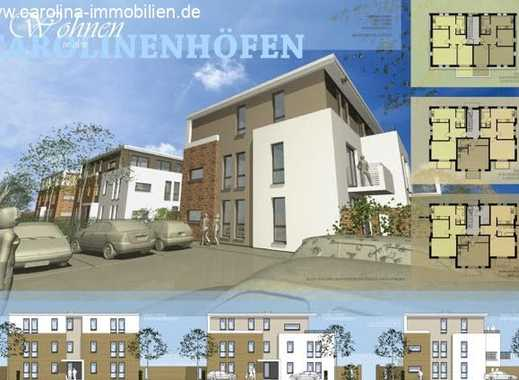 Moderner Neubau - Exklusive schöne Wohnung in den Carolinenhöfen Velten- 2 ZI