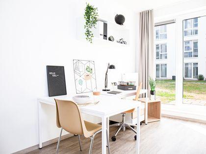83 1-Zimmer Wohnungen in Schleswig-Holstein zur Miete