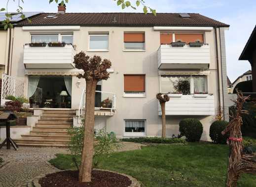 Mehrfamilienhaus mit Eigennutzung der EG-Gartenwohnung, Mehrgenerationenhaus oder Anlageobjekt