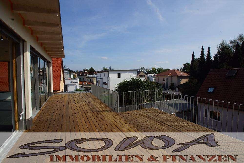 Luxuriöse 2 Zimmer Wohnung in Neuburg - Zentrumsnahe - Ein neues Zuhause von SOWA Immobilien und ... in