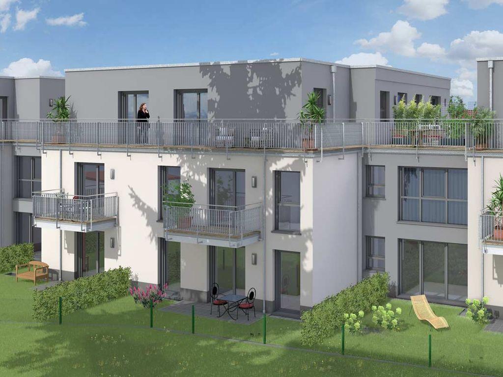 NEUBAU: Betreutes Wohnen in Pfinztal-Söllingen
