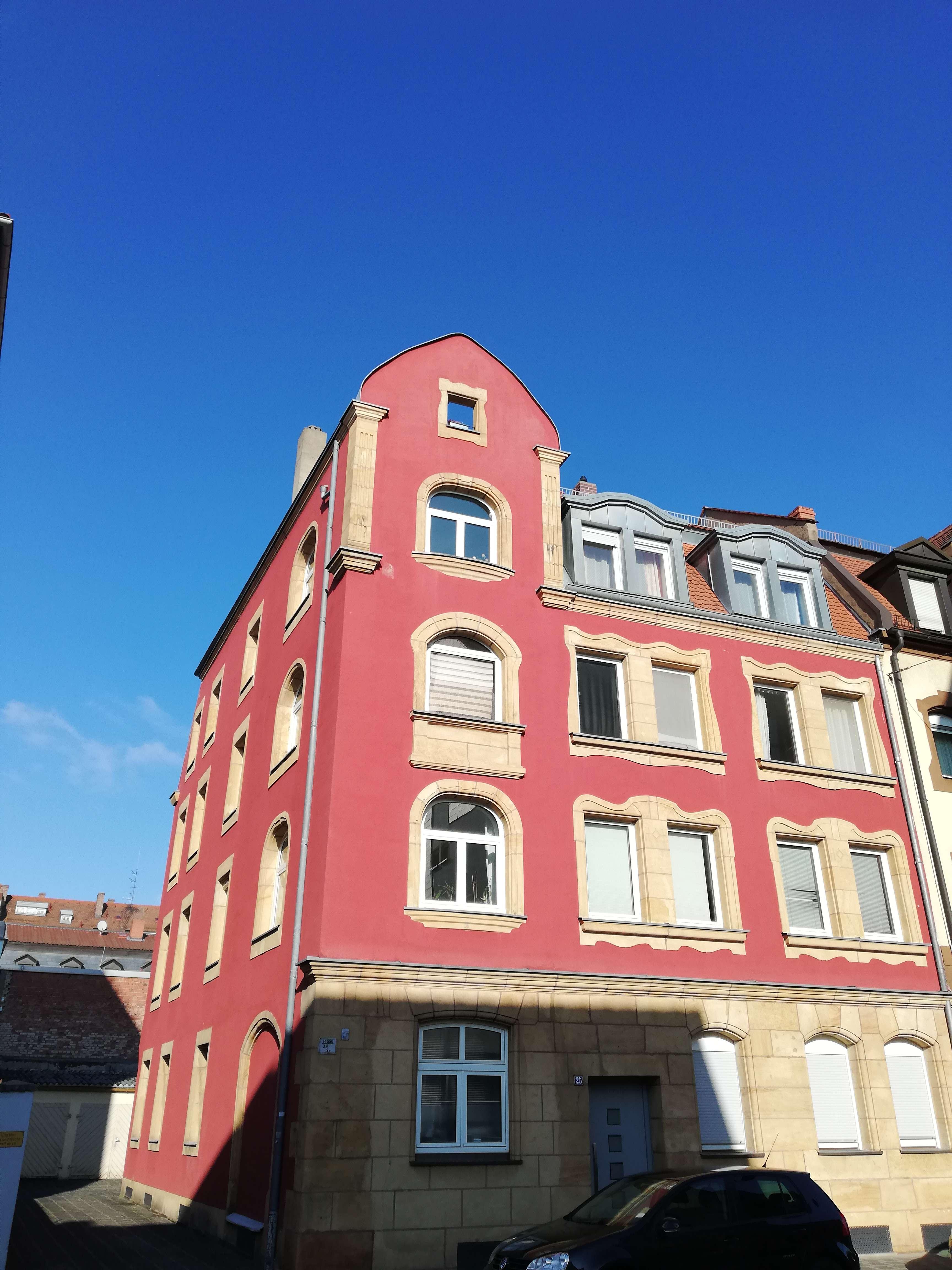 Schöne helle Altbauwohnung in Gärten b Wöhrd! 3-Zimmer-Wohnung mit Garage, ohne Makler! in Veilhof (Nürnberg)