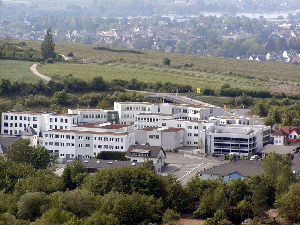Ansicht Gewerbepark Große Hub