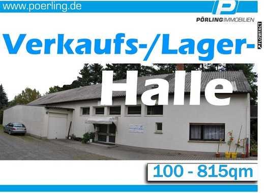 ++ Lager- /Verkaufshalle in Mayen ++ aufteilbar und flexibel nutzbar ++ bis 815 m² ++ 2,50 EUR/qm