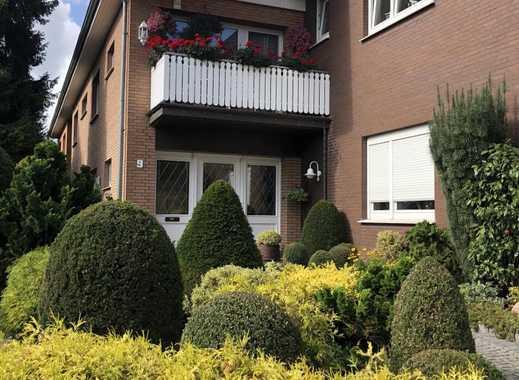 Helle 3 Zimmerwohnung in zentraler Lage von Wildeshausen!