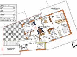 Penthouse Wohnung 6