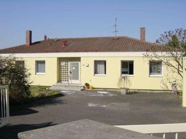 Große, befristete Wohnung im Frauenland in