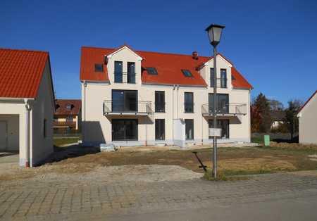 Erstbezug mit Balkon: schöne 4-Zimmer-Wohnung in Rettenbach in Vierkirchen