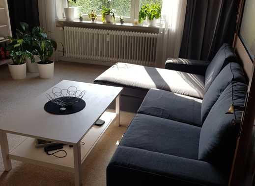 Helle 3-Zimmer-Wohnung mit Balkon von Privat, ideal für Single oder Paar
