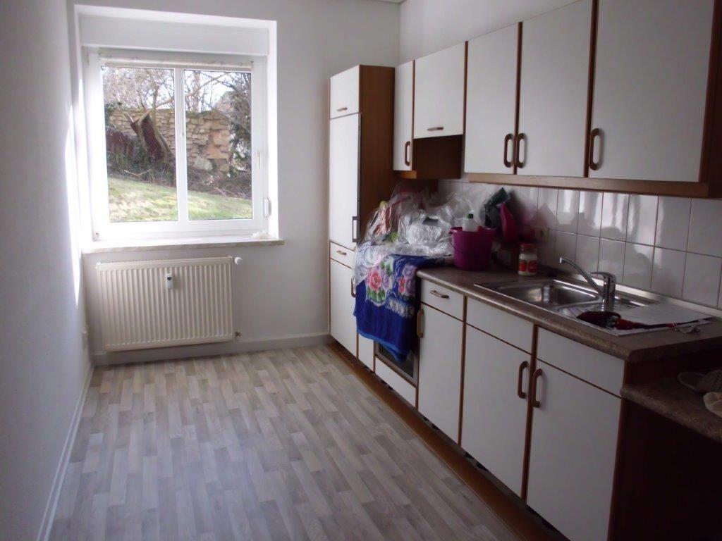 Küche - alles da!