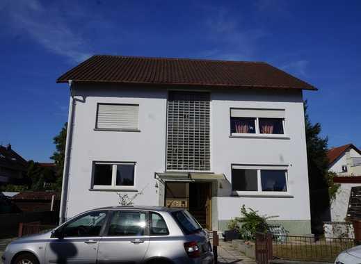 Interessantes 4- Familienhaus in ruhiger Wohnlage von Brühl!