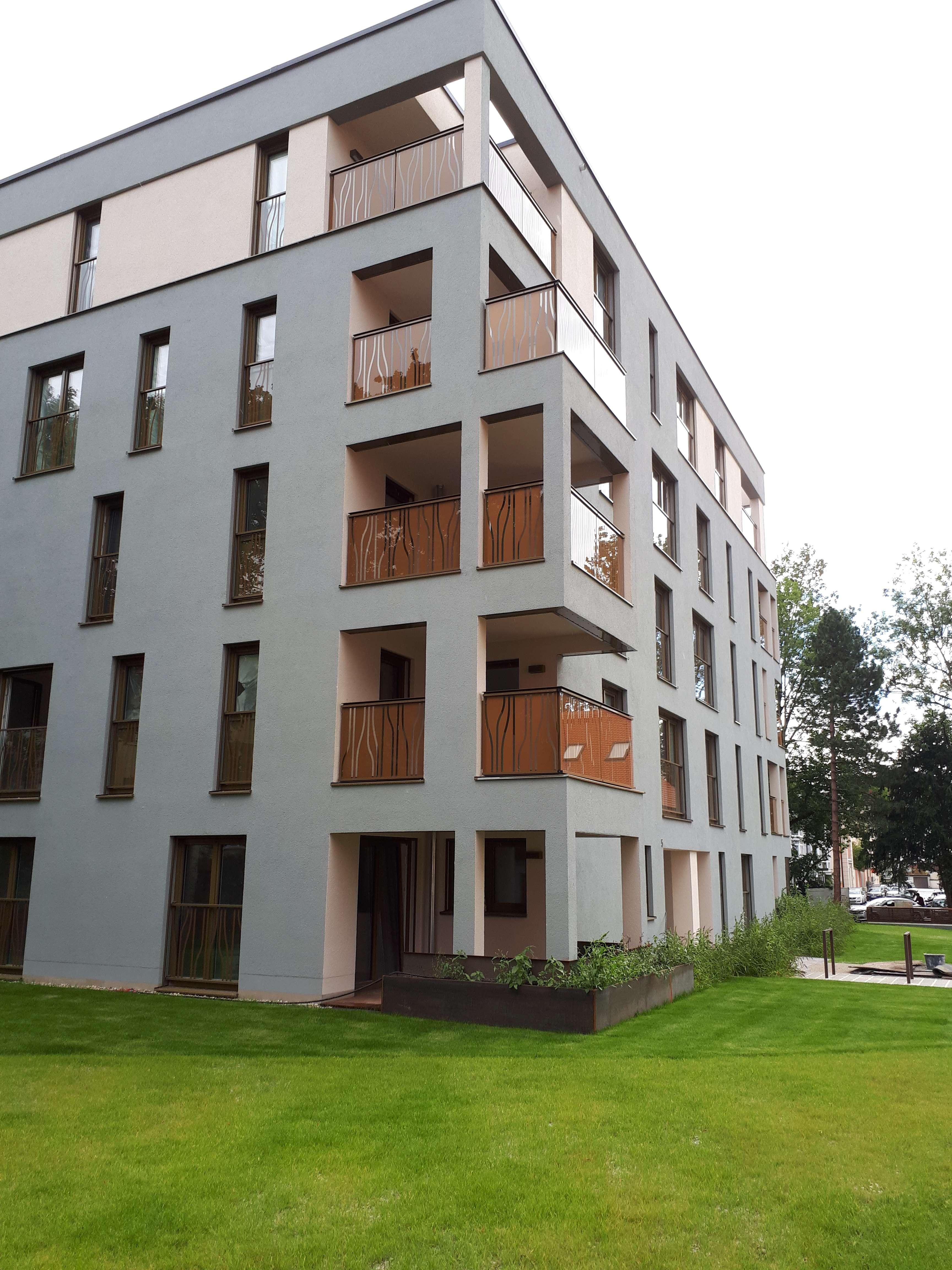 """3-Zimmer-Wohnung mit besonderem Flair  im """"Wohnpark an der Karlschwaige"""" in Nikola"""