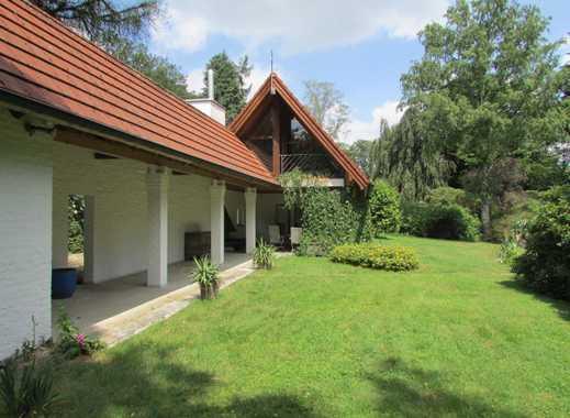 Mammutbaum inklusive + Park mit kleiner Villa vor den Toren von Viersen und MG