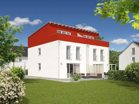Top Moderne Doppelhaushälften Nieder-Olm Erbbaugrundstück ab 304.450€ EW13