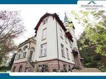 Villa Friesenberg - Großzügige 2-Zimmer-Wohnung im Souterrain