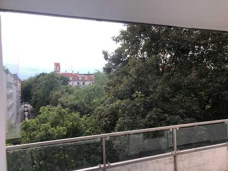 ***Wunderschöne 1,5 Zimmerwohnung in gehobener Wohnanlage *** Bestlage Münchner Freiheit in Schwabing (München)