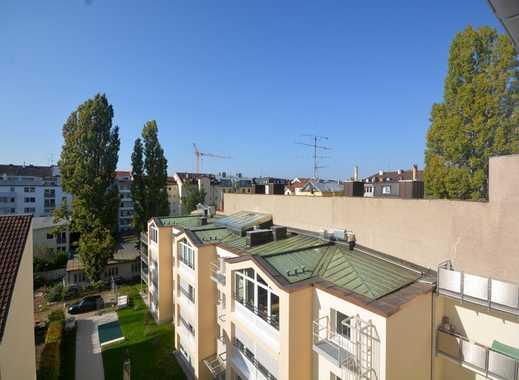 Maxvorstadt - Neubau einer top 4-Zimmer-Maisonettewohnung in Bestlage!