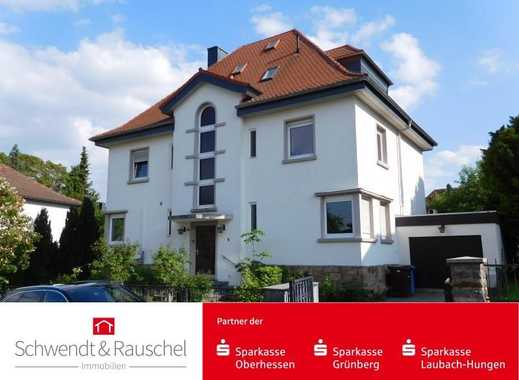 Repräsentative Immobilie in Top-Lage von Friedberg-Stadt !!