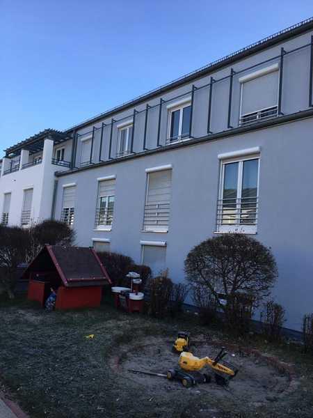 Vorankündigung: geräumiges 1 Zimmer Apartment möbliert - Augsburg-Haunstetten in Haunstetten (Augsburg)