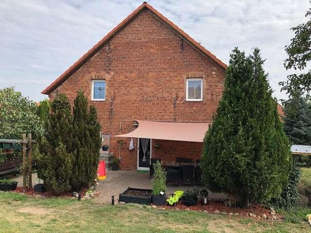 Ansicht Hinterhaus mit Eingang
