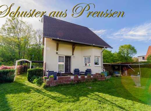 Schuster aus Preussen im Alleinauftrag - Ahrensfelde - wunderbares Familienidyll - massives Einfa...