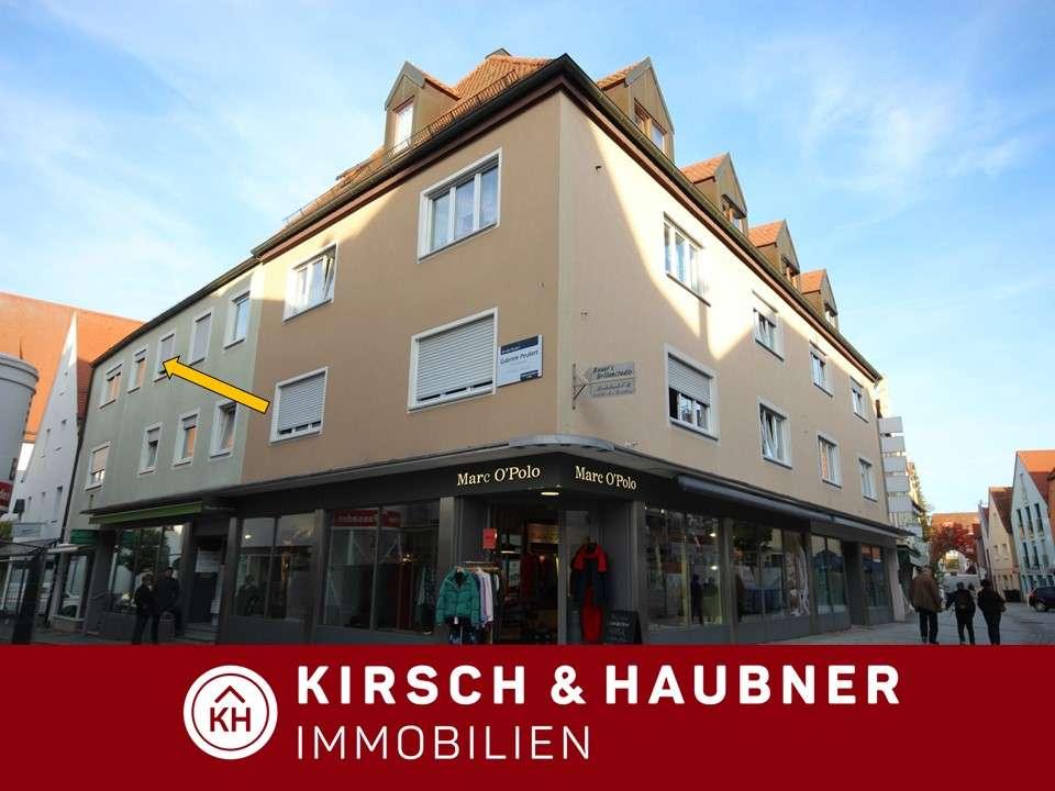 Helle 4-Zimmer-Wohnung im Herzen der Stadt! Neumarkt - Klostergasse in Neumarkt in der Oberpfalz (Neumarkt in der Oberpfalz)