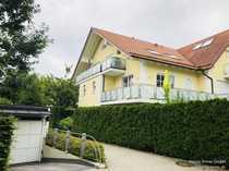 vermietete 2-Zimmer-Dachgeschoss-Wohnung in Unterhaching