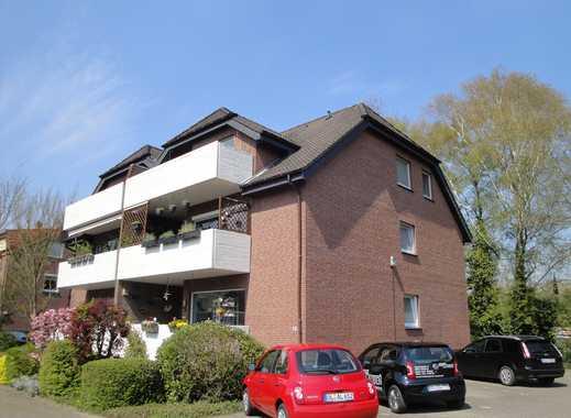 Ruhiger Wohnen! Schöne, gut geschnittene 2-Zimmer-Wohnung mit Balkon