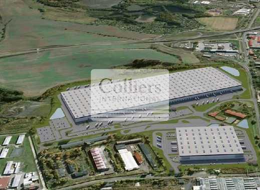 Ostrov/Tschechien   Logistikneubau   10.000 - 121.000 m²   verfügbar 3. Quartal 2019