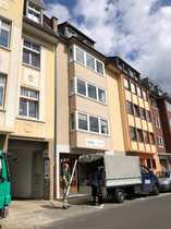 Schickes Apartment mit Balkon sucht