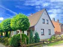 Schmuckes Einfamilienhaus in ruhiger Wohnlage
