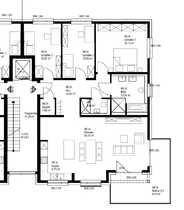Neubau-Eigentumswohnung im Obergeschoss rechts mit
