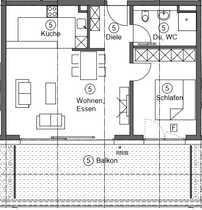 Ein Wohntraum auf 2 5