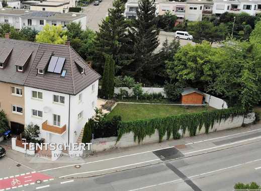 Komplett renovierte Doppelhaushälfte am Safranberg