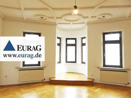 N-Maxfeld: Jugendstilwohnung mit EBK, Balkon, Parkett, Kamin (5 Zi., 3. OG m. Lift) in Pirckheimerstraße (Nürnberg)