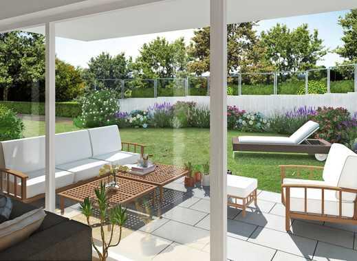 3,5-Raum-Wohnung mit ca. 125 m² eigenem Garten