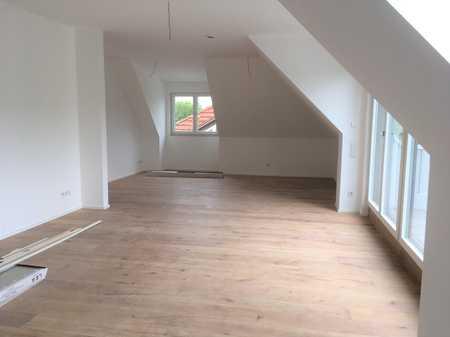 traumhafte Wohnung mit großzügigem Wohnraum, Südbalkon und 2 Bädern in Hadern (München)