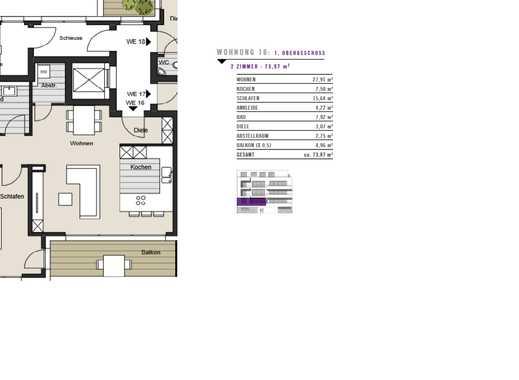 *Exklusive- in zentraler Lage - 3 Zimmer Wohnung zu verkaufen!