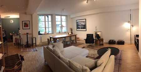 Geräumige 2,5-Zimmer-Loft-Wohnung in Nürnberg in Himpfelshof (Nürnberg)