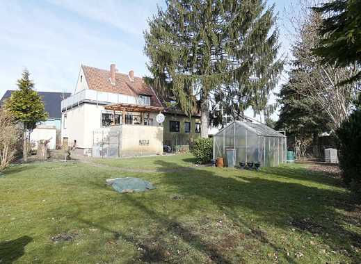 * Rarität * 2 Familienhaus mit Garten und Terrasse * Erdgeschoss wird frei *