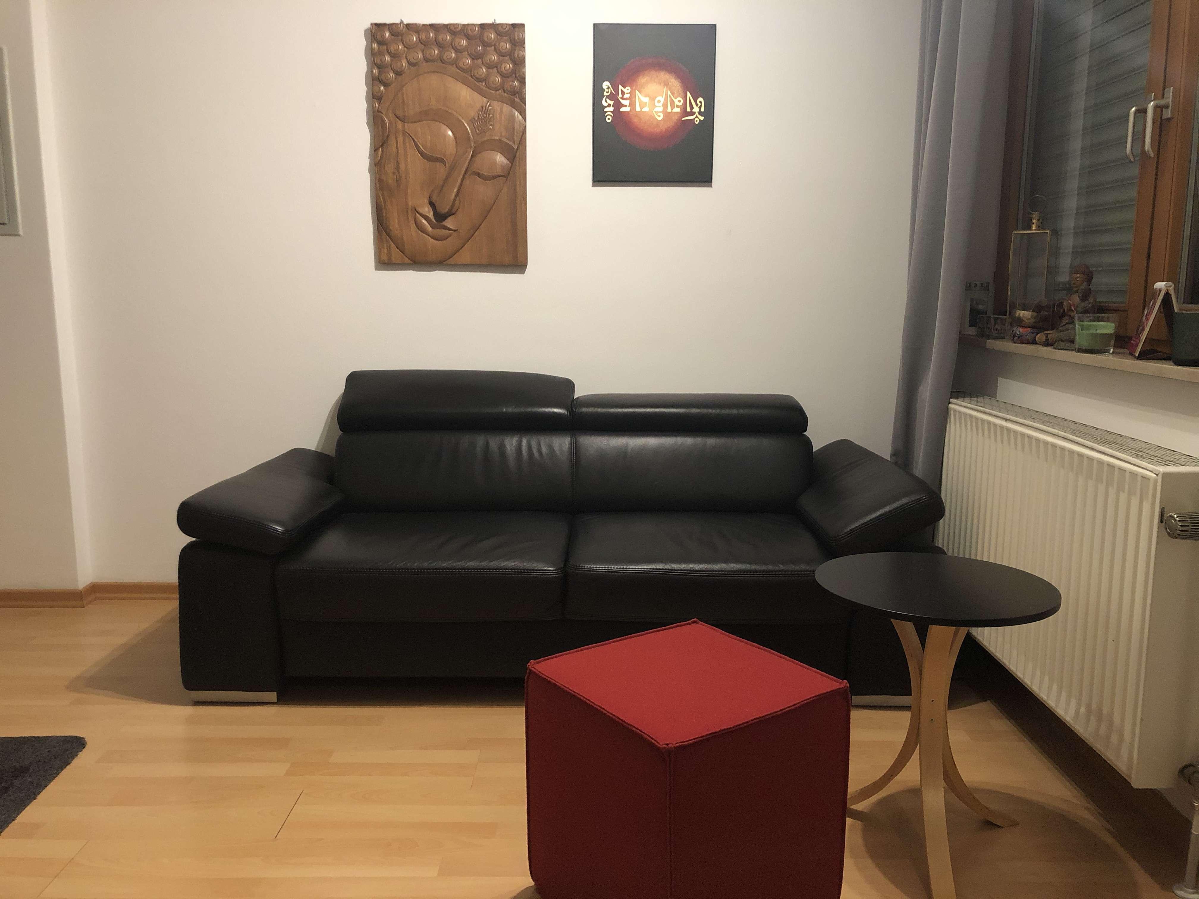 Schöne 1-Zimmer Hochparterre-Wohnung mit Balkon und EBK in Nürnberg in Wetzendorf (Nürnberg)