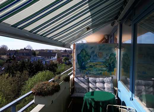 Sonnen-Wohnung mit Panorama-Blick in Wuppertal