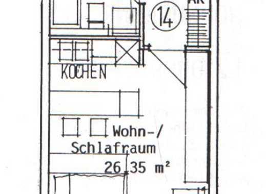 Single wohnung kulmbach